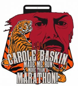 Carole Baskin Virtual Race