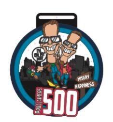 Proclaimers 500 Logo