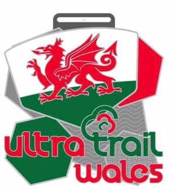 Virtual Ultra Trail Wales Logo